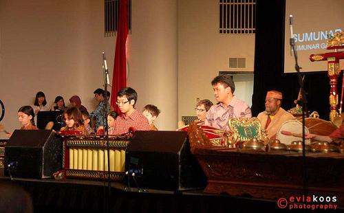 Sumunar Youth Gamelan Ensemble