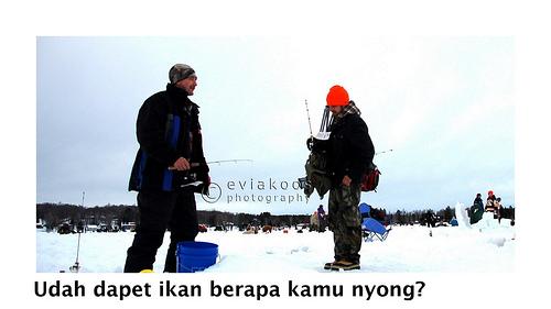 Big Jig Ice Fishing Contest