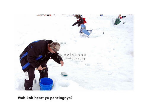 Big Jig Ice Fishing Contest1
