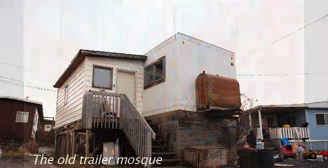 inuvik-old trailer masjid