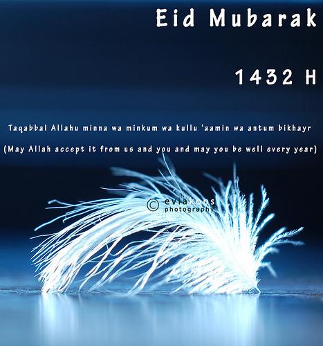 Eid Mubarak 1432 H