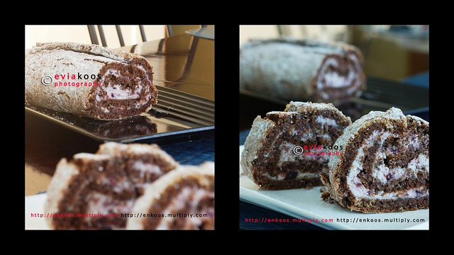Bolu gulung | Jelly roll | Swiss Roll