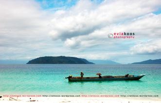 Pantai Merpati, Distrik Karas, Papua