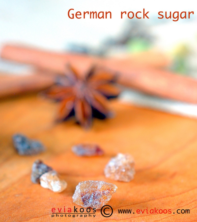 German rock sugar
