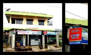 Depot pempek Cipta, Pagar Alam, Sumatra Selatan