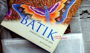 3. Batik. Fabled Cloth of Java by Inger McCabe Elliott.