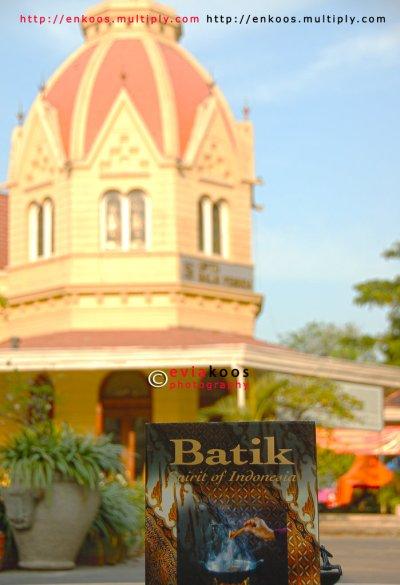 6. Batik, Spirit of Indonesia. Sama dengan nomer 1.