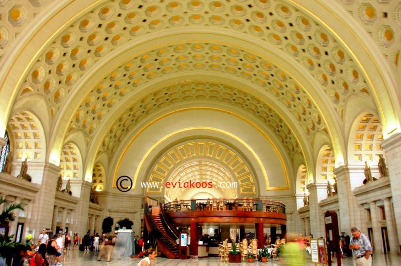 Train Station - Washington DC, USA