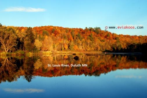 St. Louis river, Minnesota