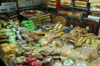 Aneka jajan pasar (Blauran Surabaya)