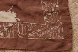 peta indonesia dlm batik