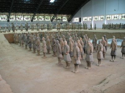 Terracota warrior2